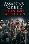 Assassin's Creed Legendary Collection (XBOX ONE)