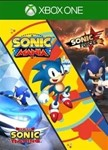 The Ultimate Sonic Bundle (XBOX ONE)