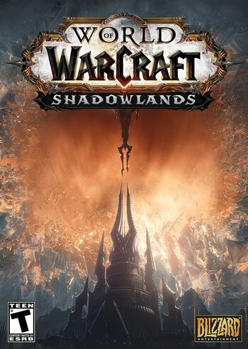 World of Warcraft: Shadowlands Complete Collection EU