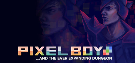 Pixel Boy and the Ever Expanding Dungeon (Steam RU+CIS)