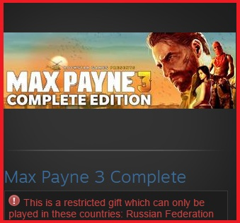 Max Payne 3 Complete (Steam Gift/Russian Federation)