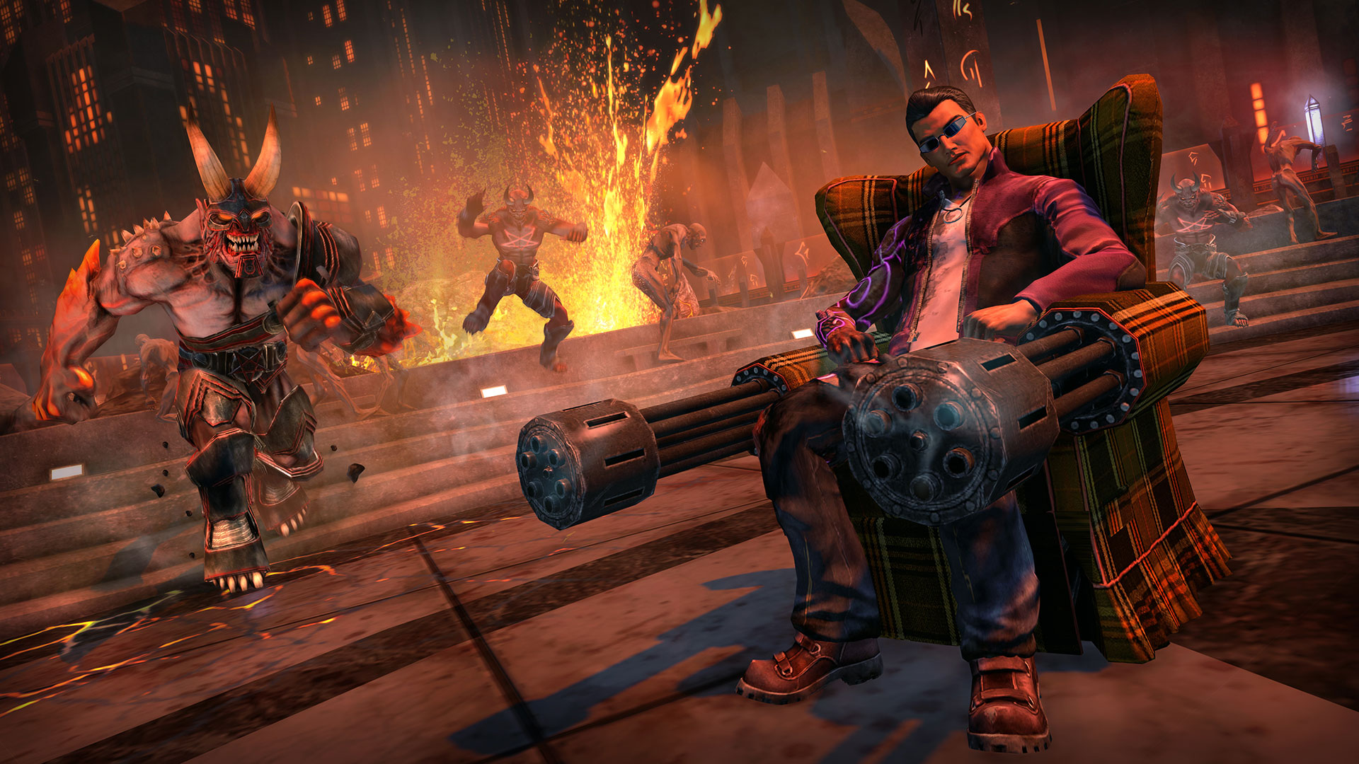 Saints Row: Gat out of Hell (put it in Steam inventory)