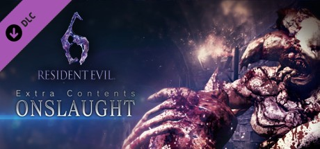 Resident Evil 6: Onslaught Mode DLS (Steam Gift/RU CIS)
