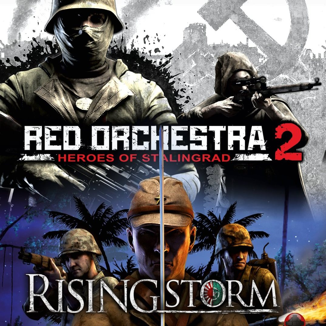 Rising Storm/Red Orchestra 2 multiplayer (Steam RU/CIS)