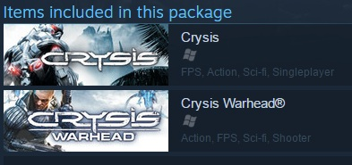 Crysis Maximum Edition (Steam Gift/RU CIS)