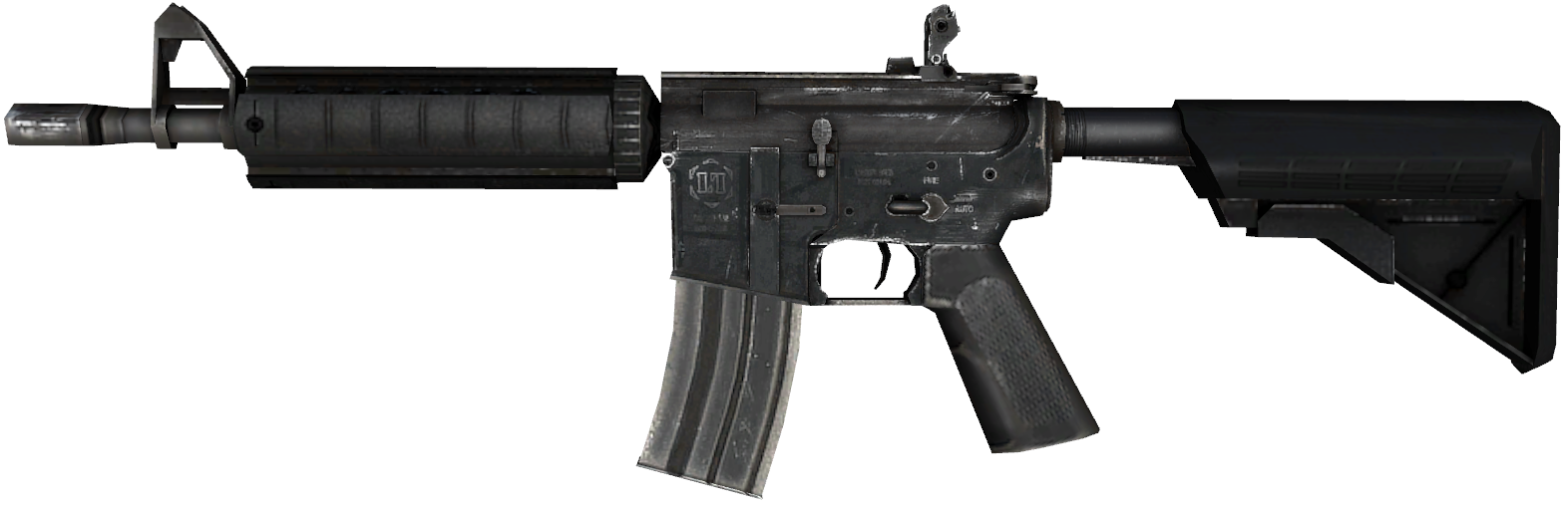 Макрос CS:GO M4A4 A4TECH X7