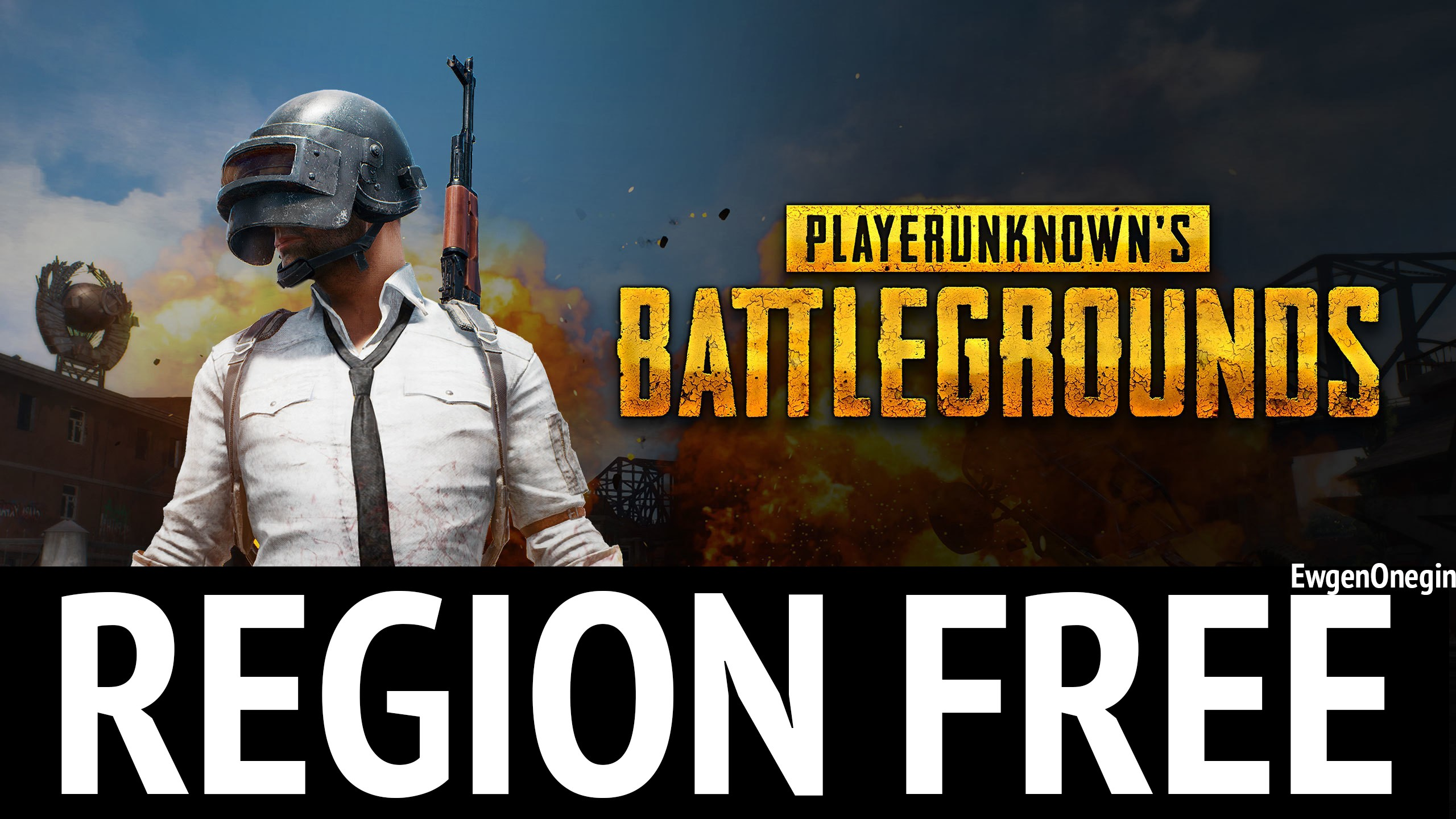 PLAYERUNKNOWNS BATTLEGROUNDS PUBG NEW  (Free Region)