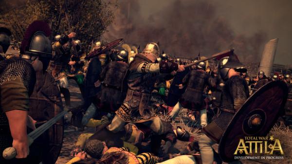 Total War: Attila (Steam Key / RU CIS) 2019