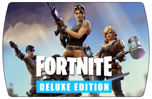 Fortnite account (Super Deluxe Edition) PVE