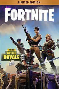 Fortnite Account (Limited Edition) PVE