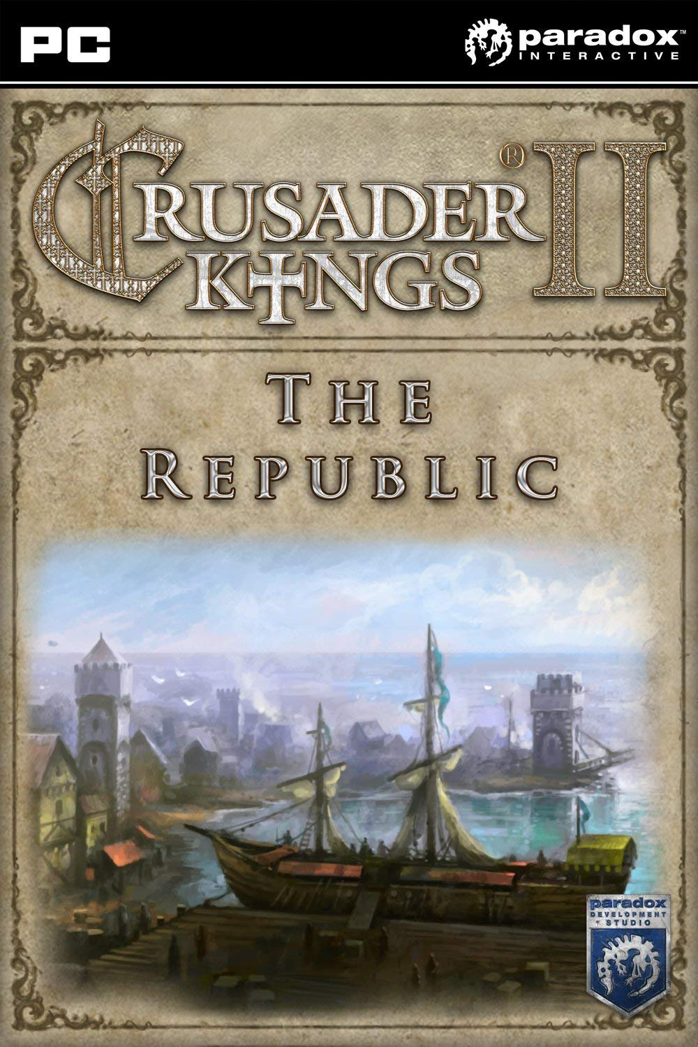 Crusader Kings II: The Republic (Steam ключ) RegionFree