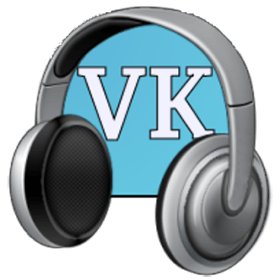 Program for downloading music and video in VK and YouTu