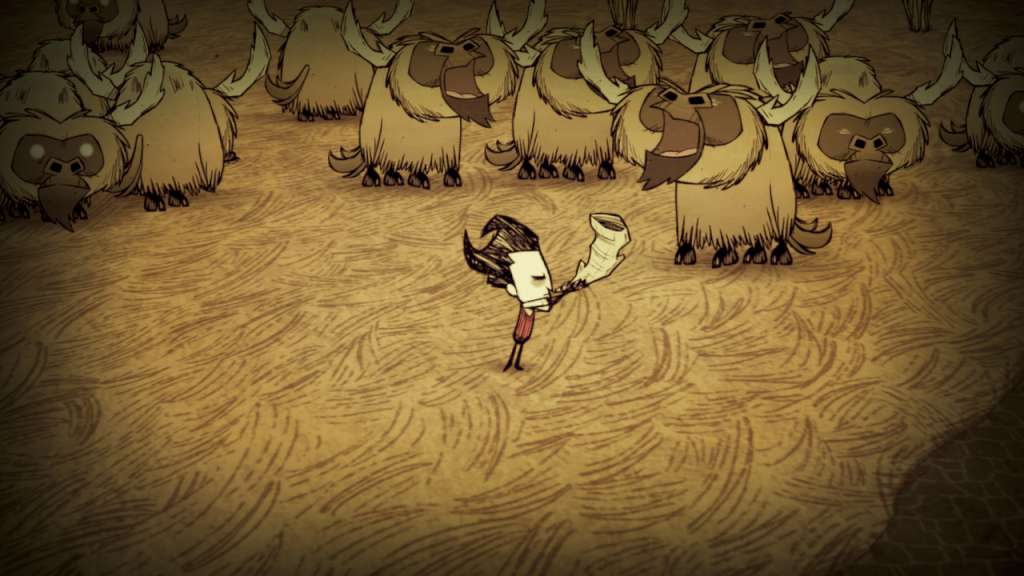 Dont Starve Together (Steam Gift) (RU+CIS) + gifts
