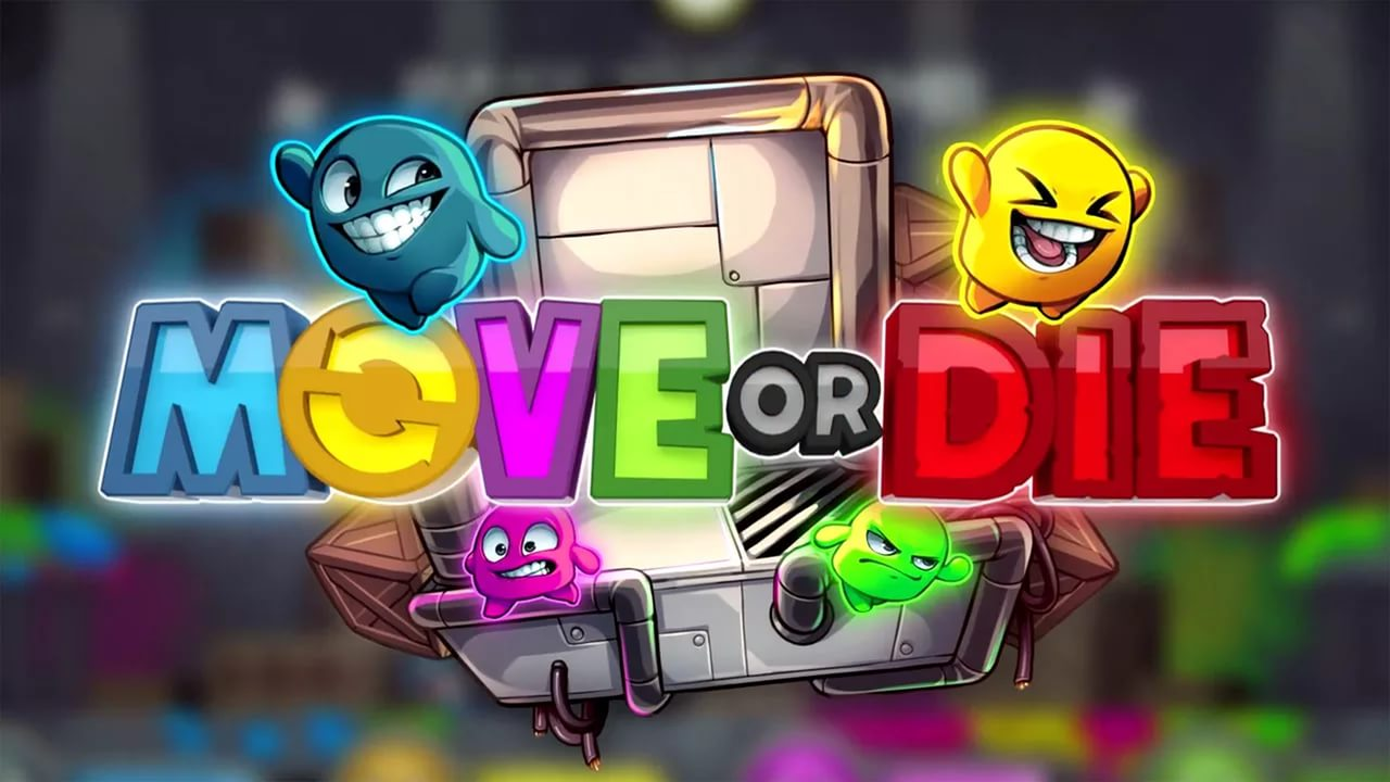 Move or Die (Steam Gift / RU) + gift
