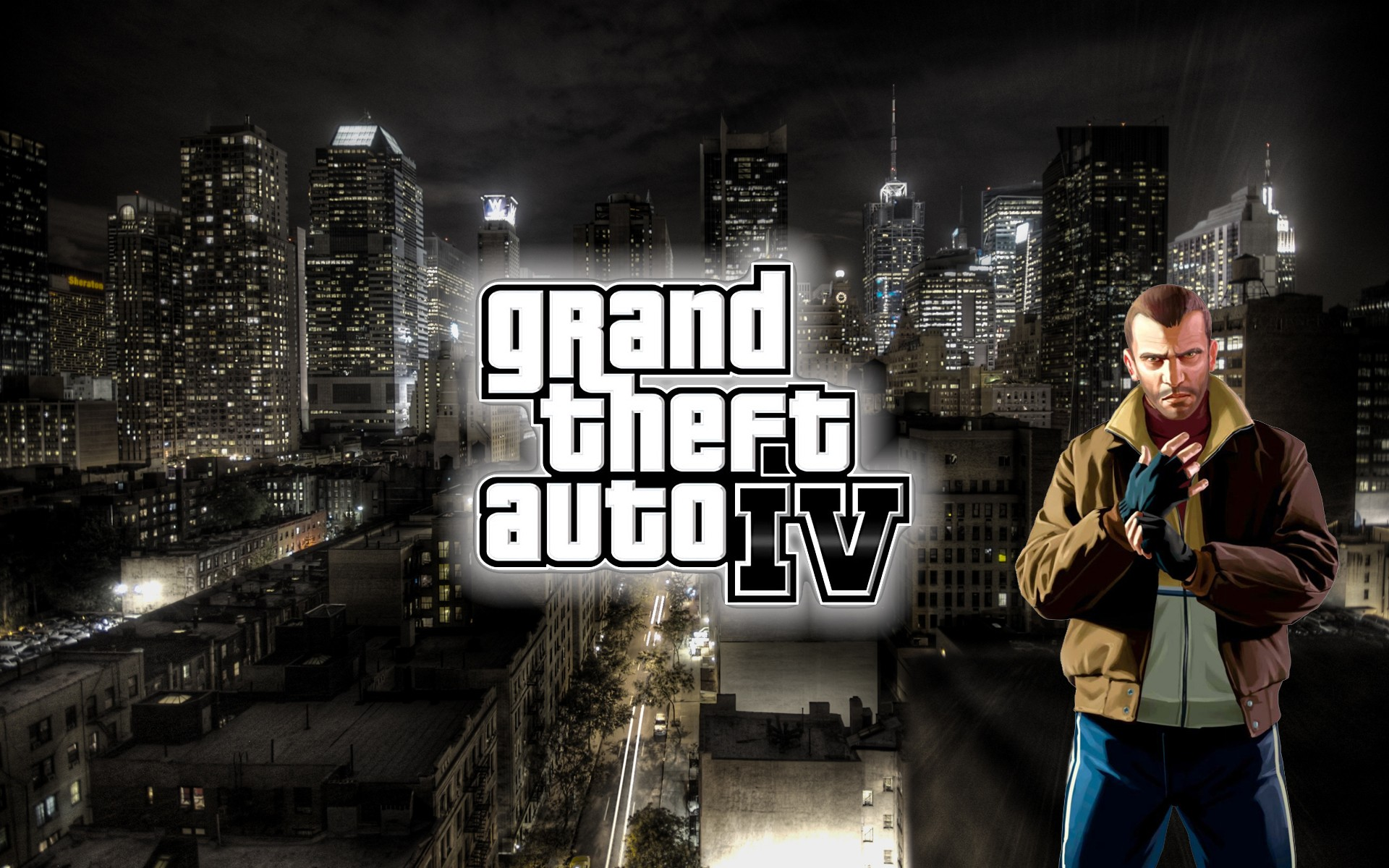 Grand Theft Auto 4 IV  (Steam Gift) RU-CIS-UA +giift