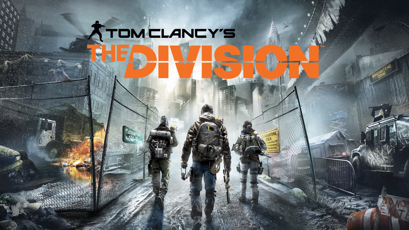 Tom Clancy´s The Division + gifts + bonus