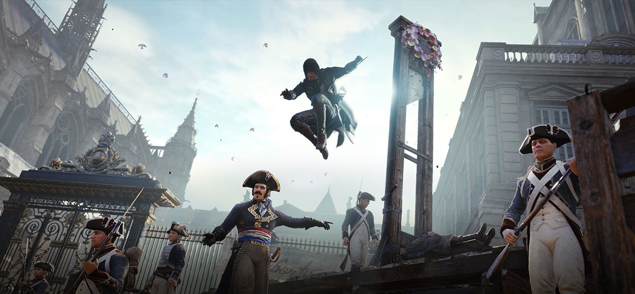 Assassin´s Creed® Unity (Uplay) + bonus + gifts