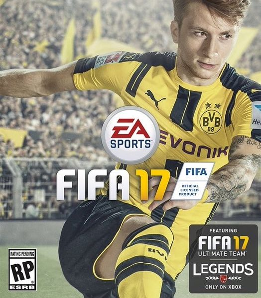 Fifa 17 (Without secret question) + gift + bonus