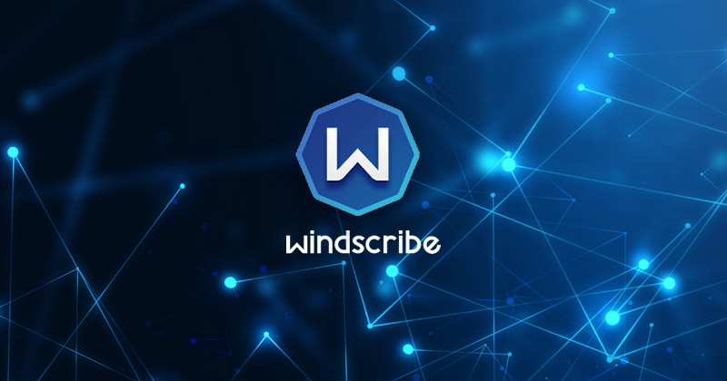 Windscribe VPN 50 GB per month for one year