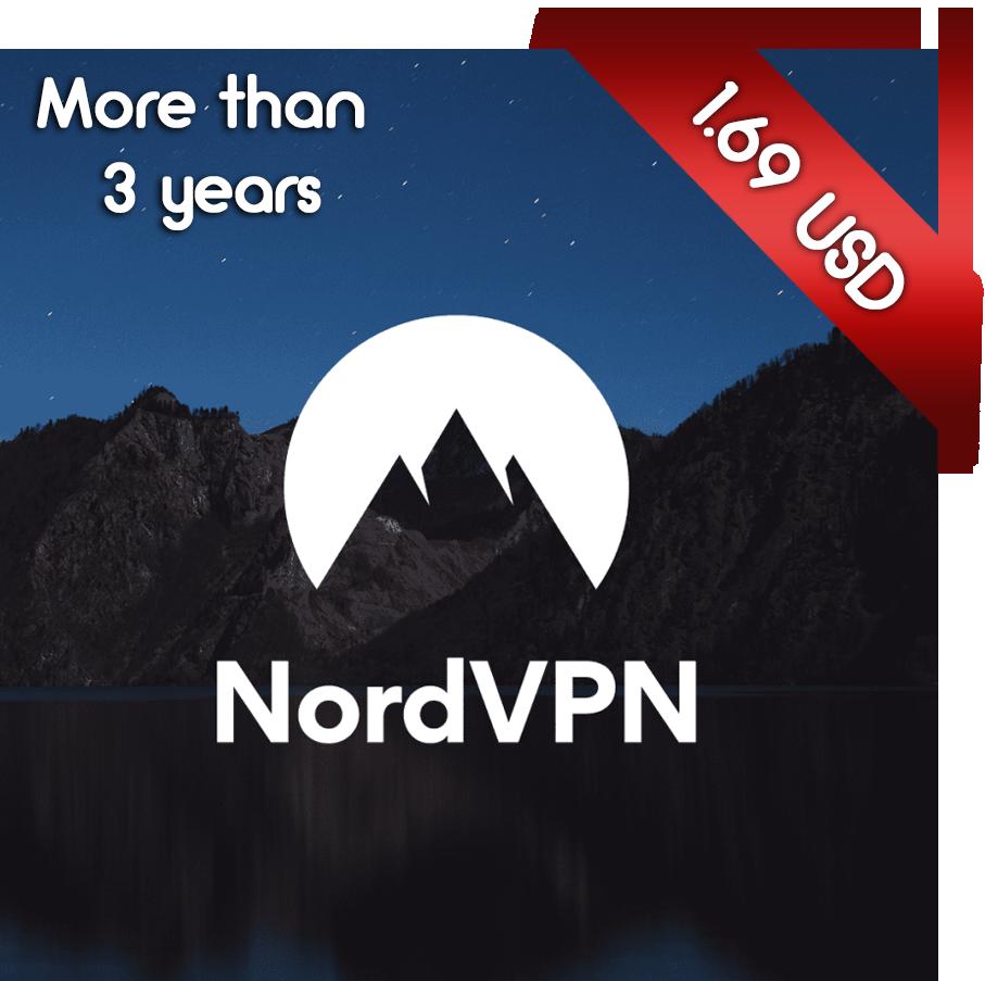NordVPN | ACCOUNT | SUBSCRIBE 1000+ DAYS 2019
