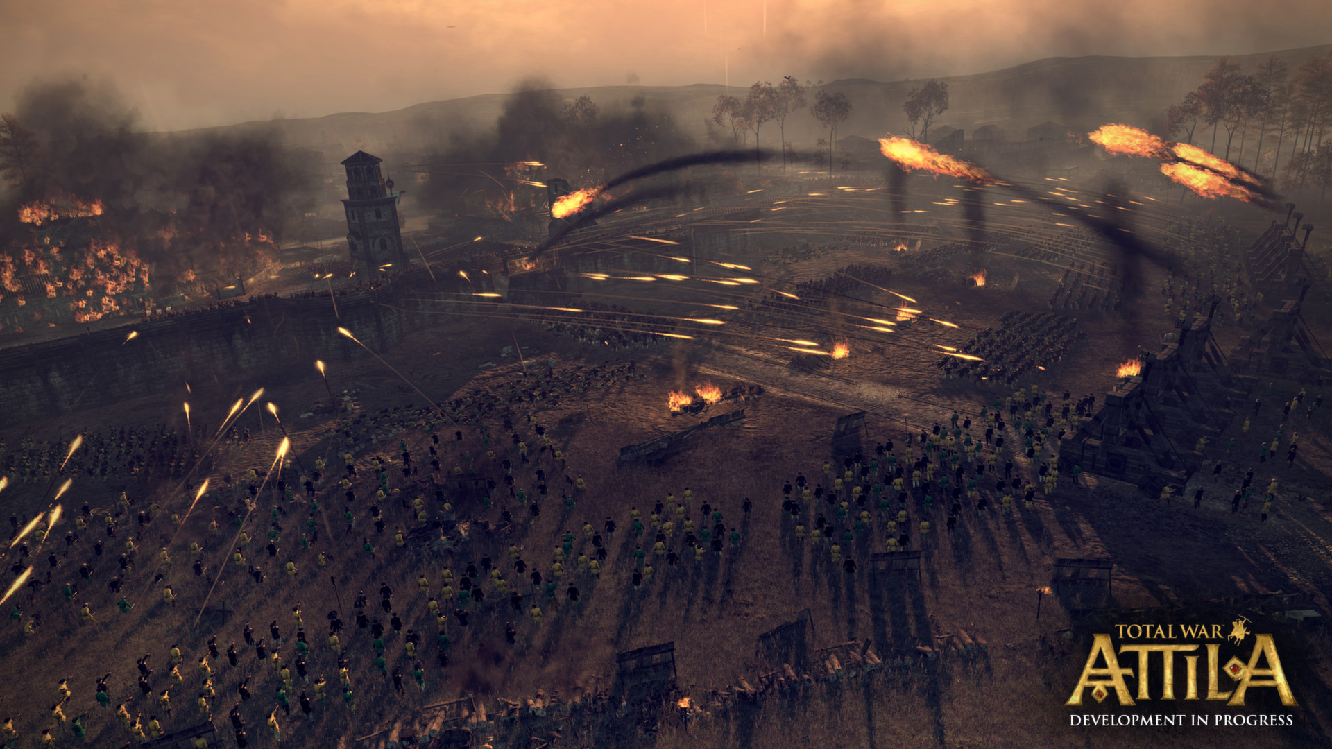 Total War: ATTILA (Steam Gift/RU+CIS)