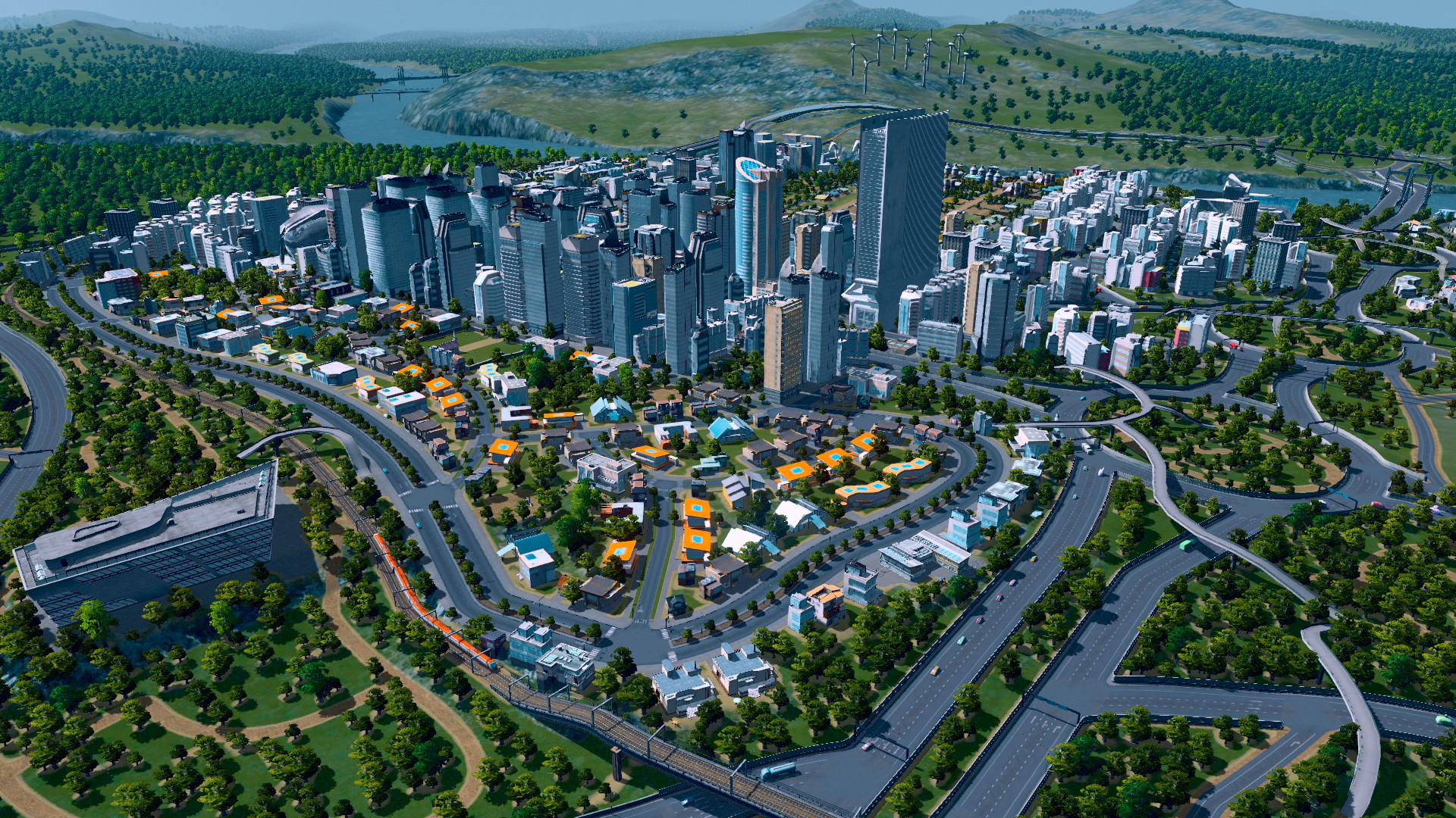 Cities: Skylines (Steam Gift/RU+CIS)