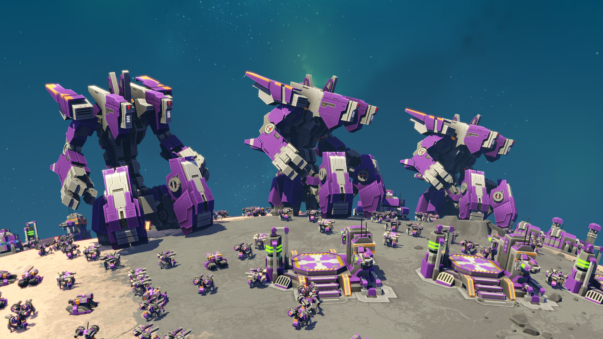 Planetary Annihilation: TITANS (Steam Gift/RU+CIS)