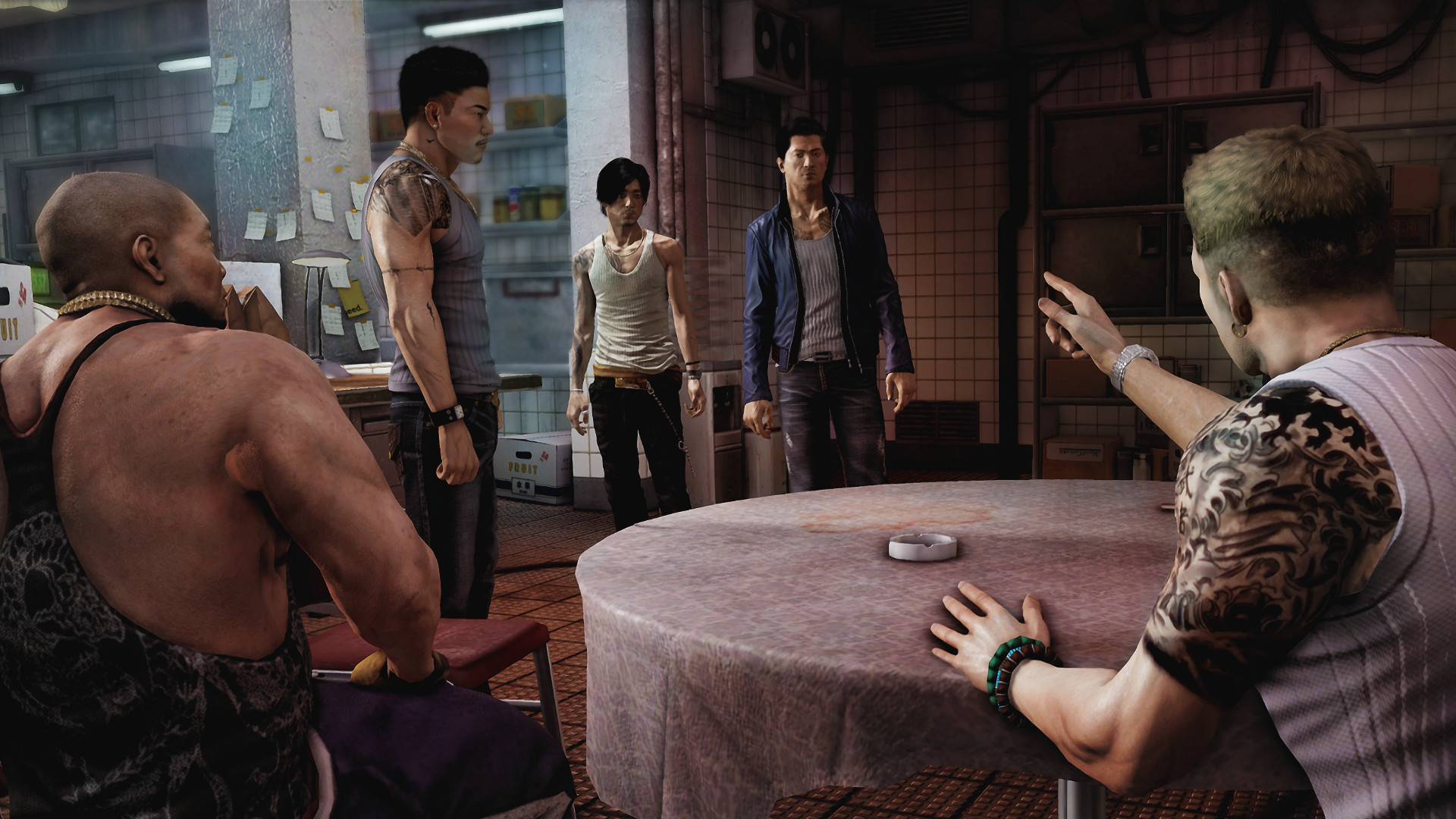 Sleeping Dogs: Definitive Edition (Steam Gift/RU+CIS)