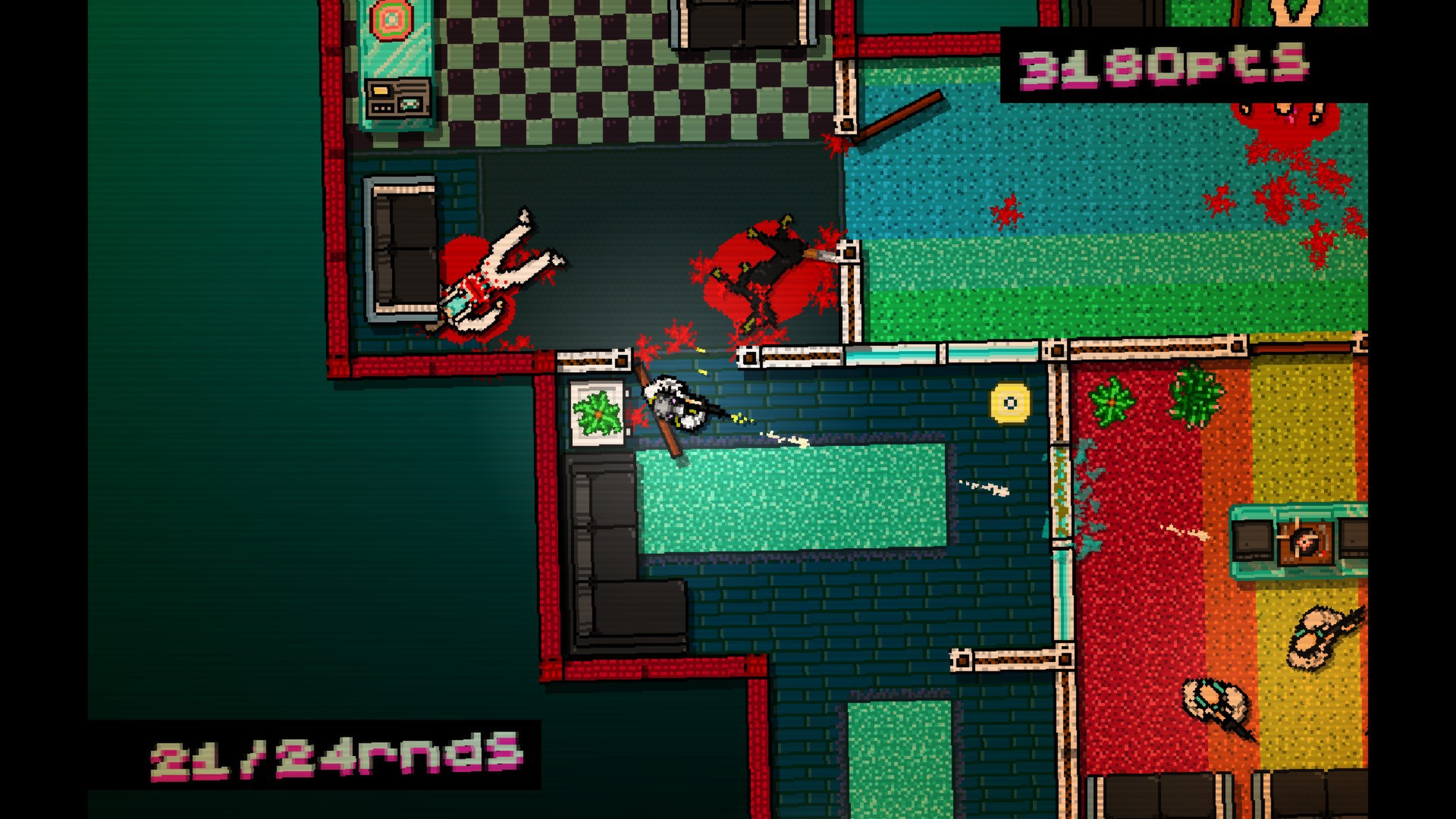 Hotline Miami 1 + 2 Combo Pack (Steam Gift/RU+CIS)