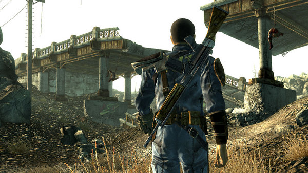 Fallout 3 (Steam Gift/Region RuCiS)