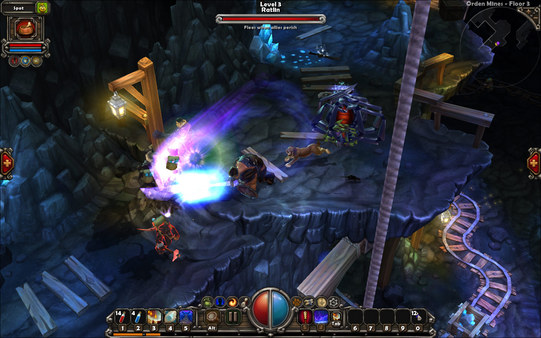 Torchlight (Steam gift/RuCiS)