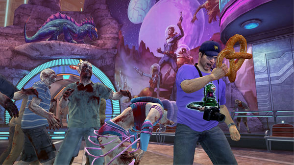 Dead Rising 2: Off the Record (Steam key/RuCiS)