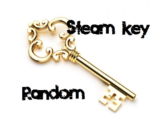 Random STEAM key. Try your luck + Gifts