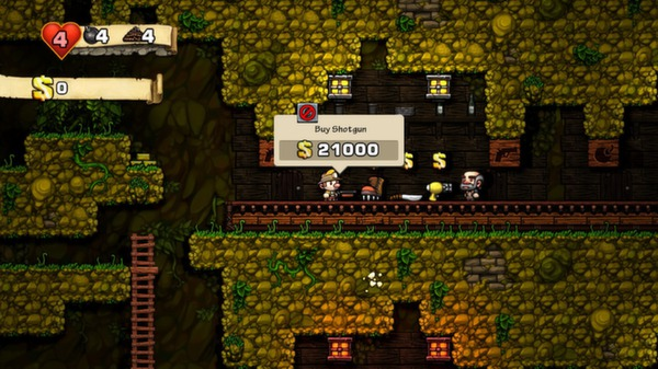 Spelunky (Steam Gift/RuCiS)