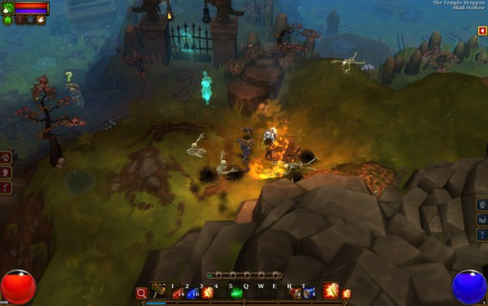 Torchlight II (Steam gift/RuCiS)