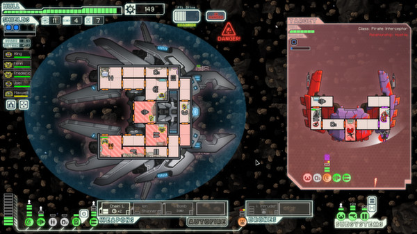 FTL: Faster Than Light (Steam gift/RuCiS)