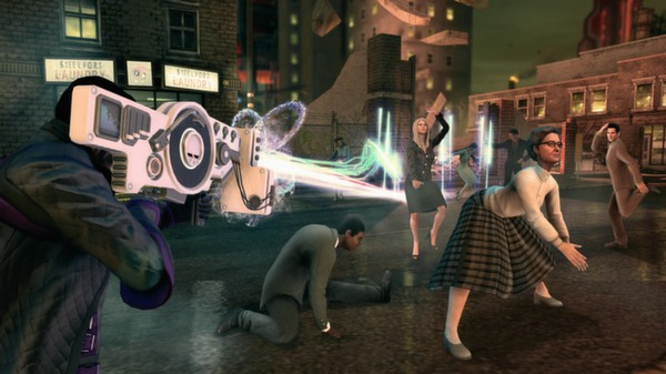 Saints Row IV: Game of the Century Edition (Steam/Ru)