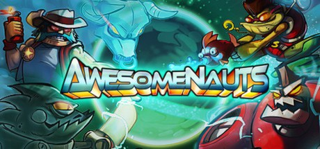 Awesomenauts (Steam Gift/RuCiS)