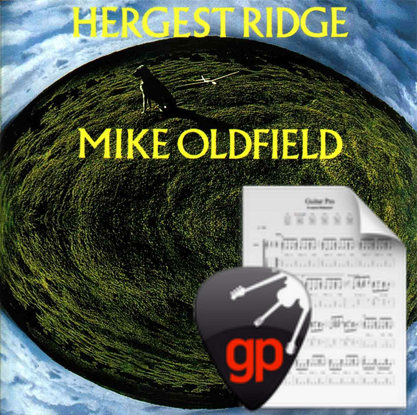 Mike Oldfield - Hergest Ridge [Guitar Cover]