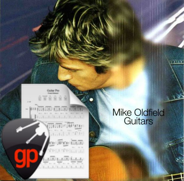 Mike Oldfield - Muse [Guitar Cover]