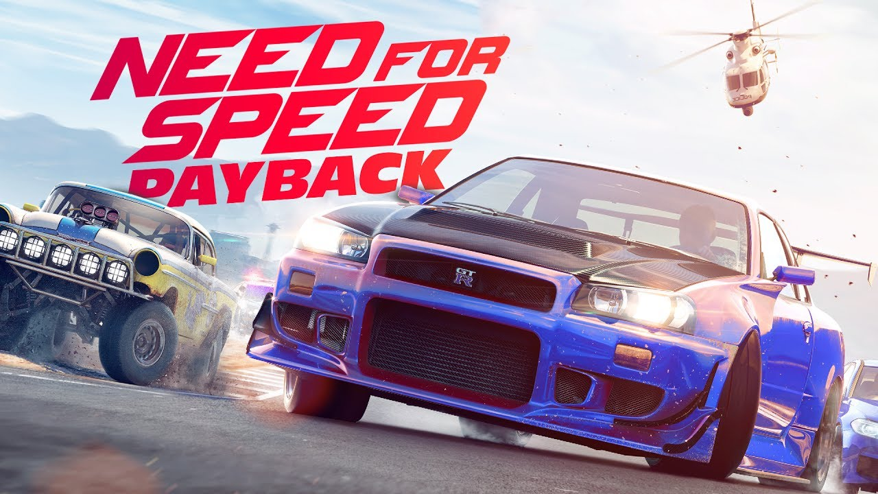 Need For Speed Payback 2017 + GUARANTEE
