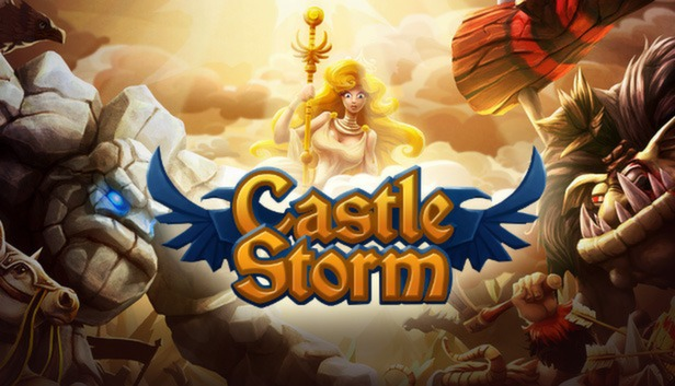 CastleStorm (Steam Gift/Region Free)
