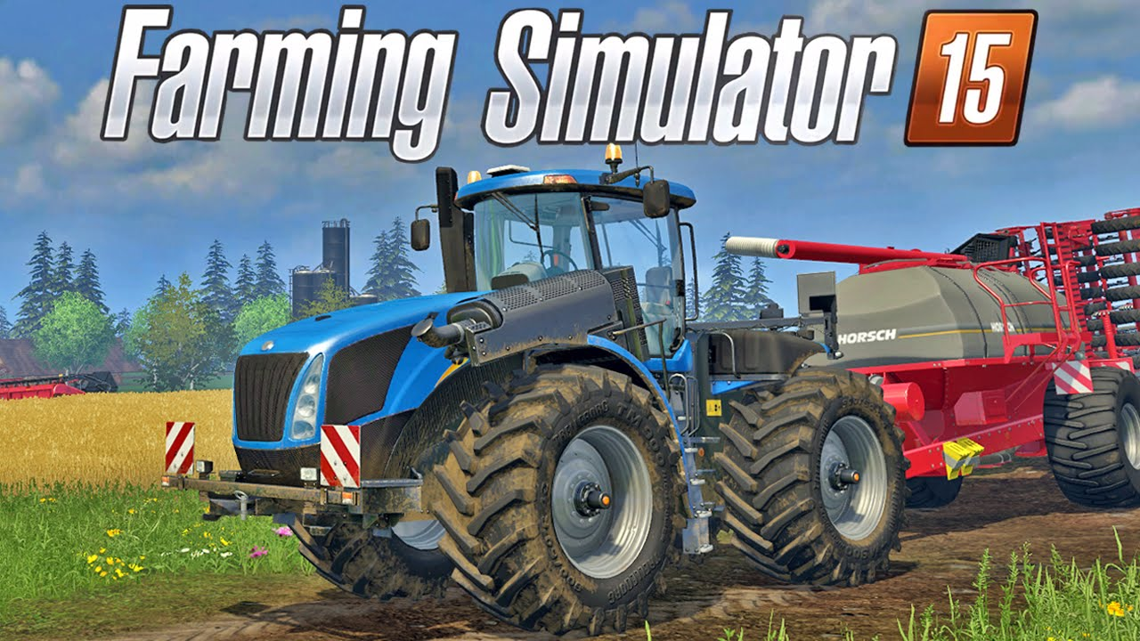 Farming Simulator 2015 (Steam Gift \ RU CIS)