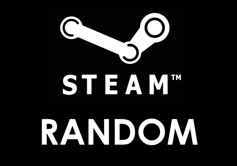 Random Steam Key (Region Free) from 129 rub