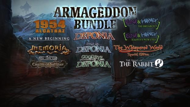 The Daedalic Armageddon Bundle (Steam Gift \ RU CIS)
