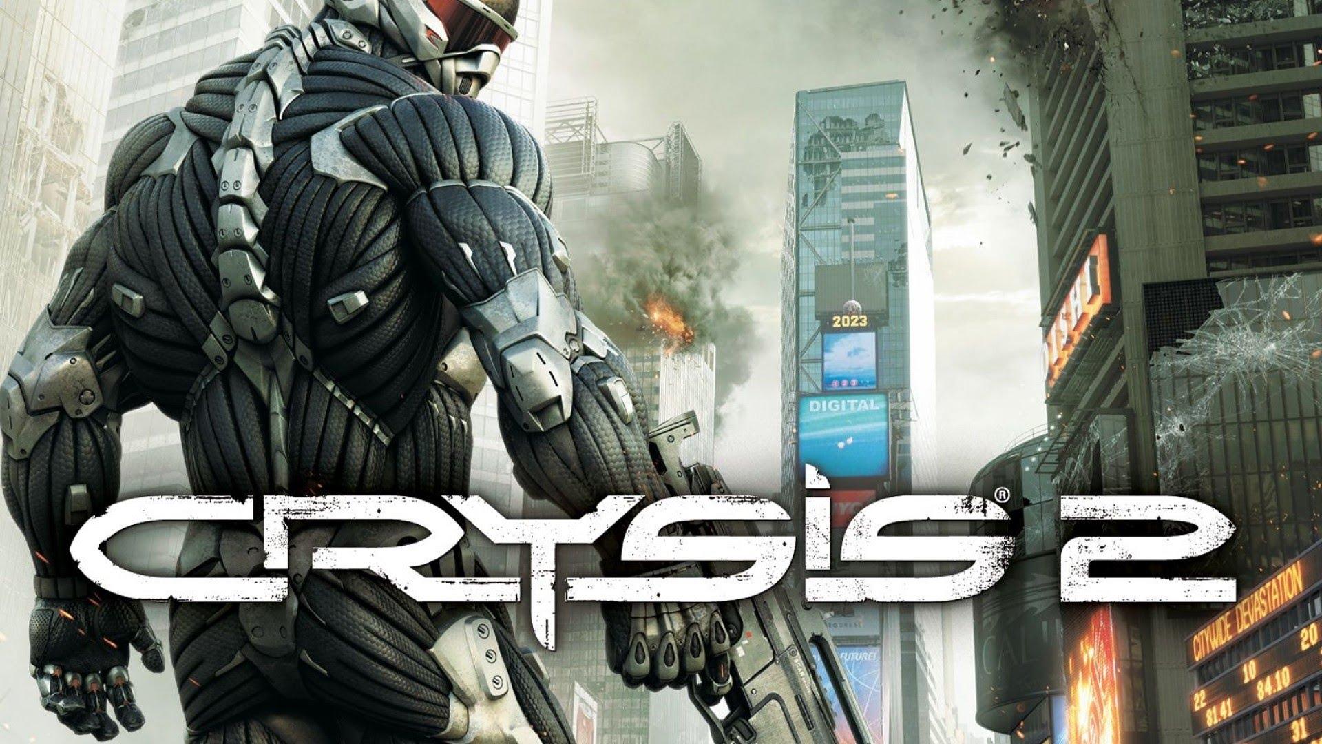 Crysis 2 + Бонус игры + Гарантия