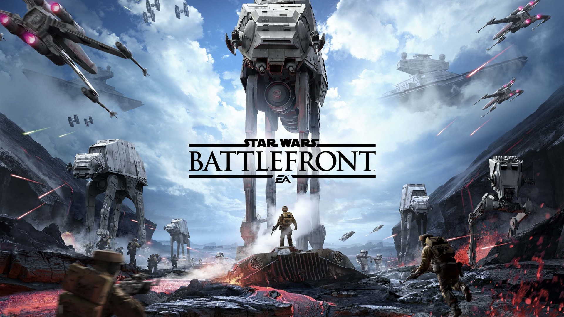 STAR WARS Battlefront | Гарантия | + Подарок +Бонус