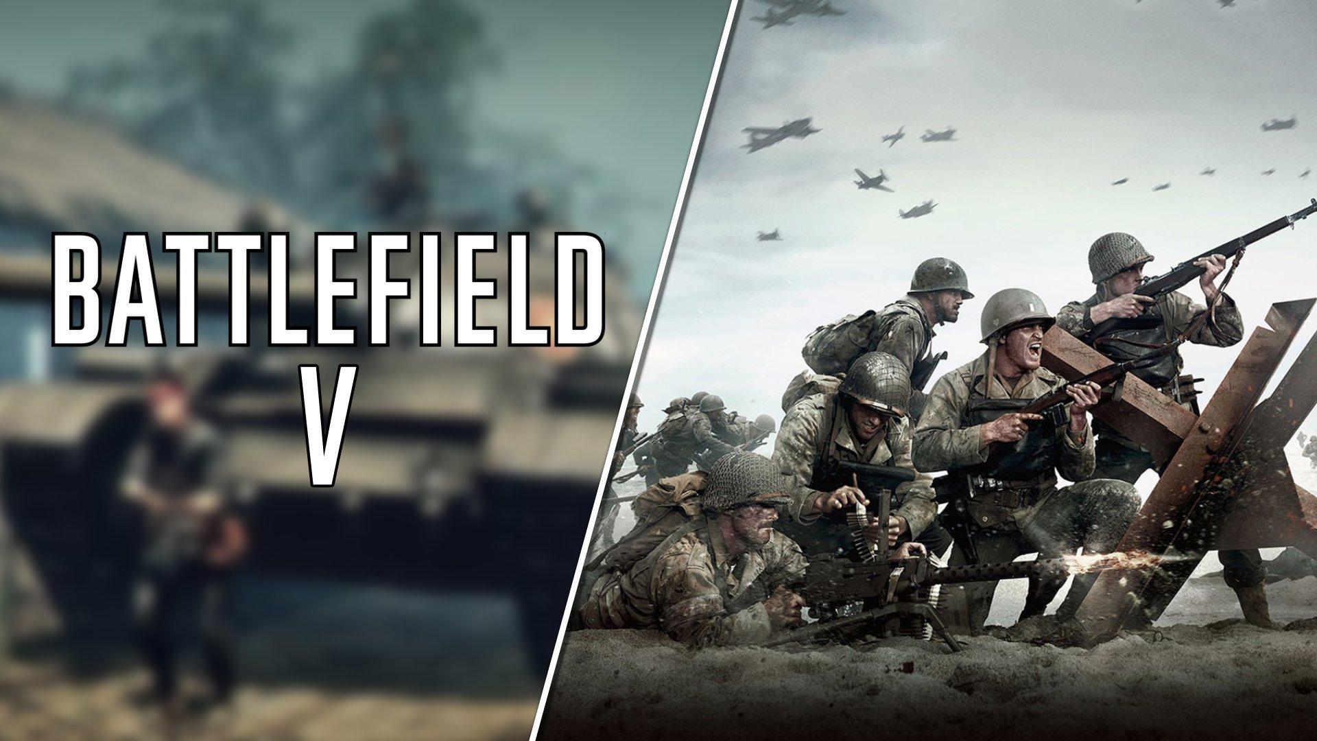 Battlefield V / Battlefield 1 / Battlefield Hardline