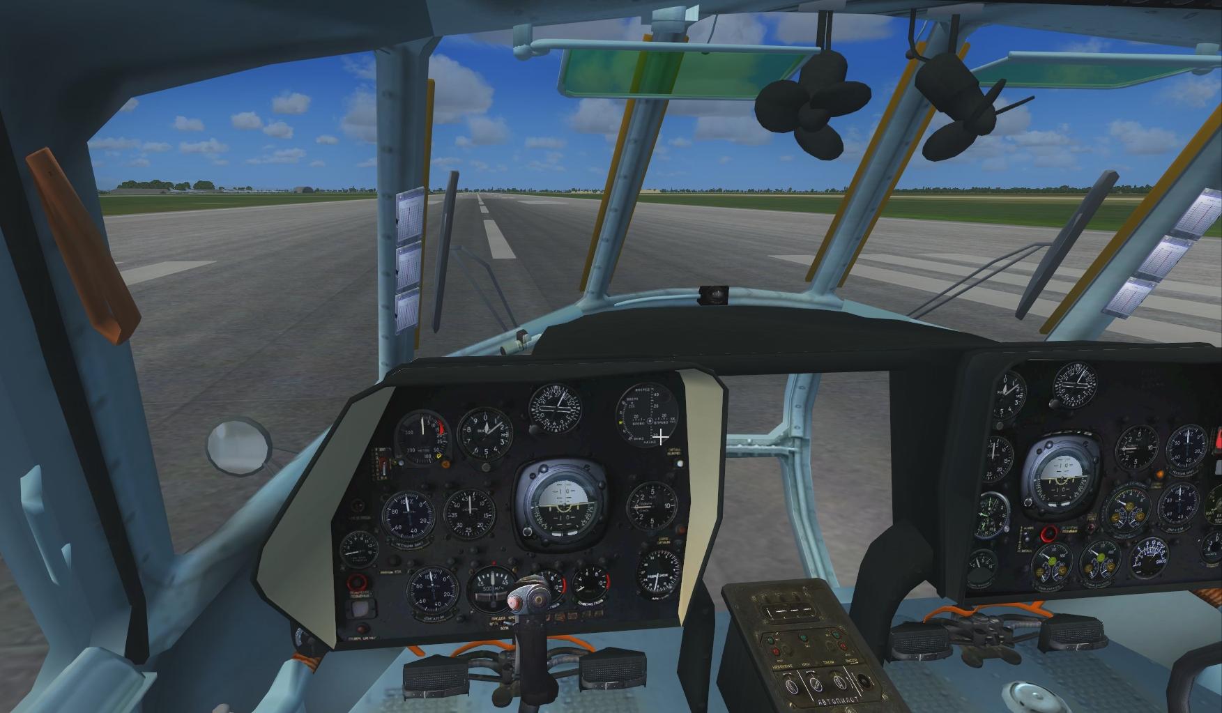 MI-8 PAC Microsoft Flight Simulator X (FSX) MOD
