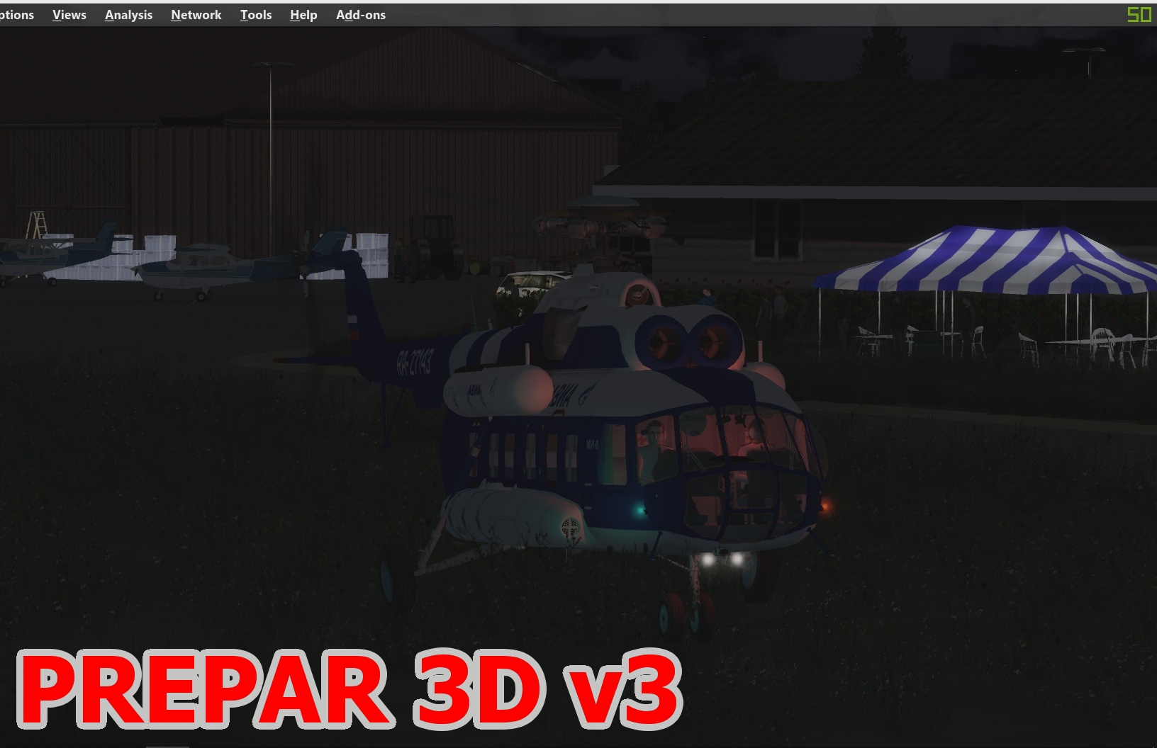 MI-8 PACKAGE-FOR PREPAR 3D v3